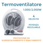 TERMOVENTILATORE ENERGYX